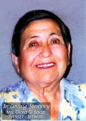 In Memorium: Gloria G. Saca remembered as a champion of the elderly and disabled in Texas - Titans of the Texas Legislature