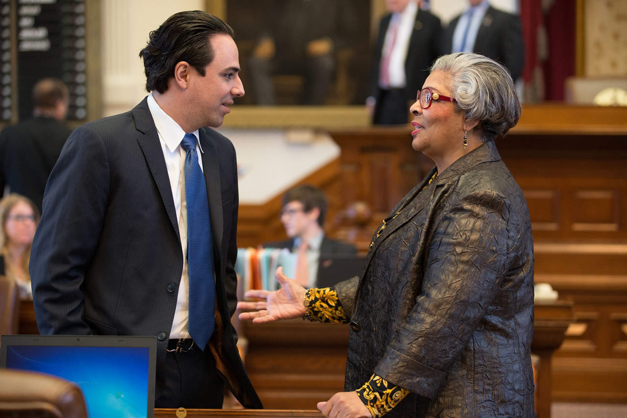 Right To Try Act Coauthored By Rep Canales Approved By Texas