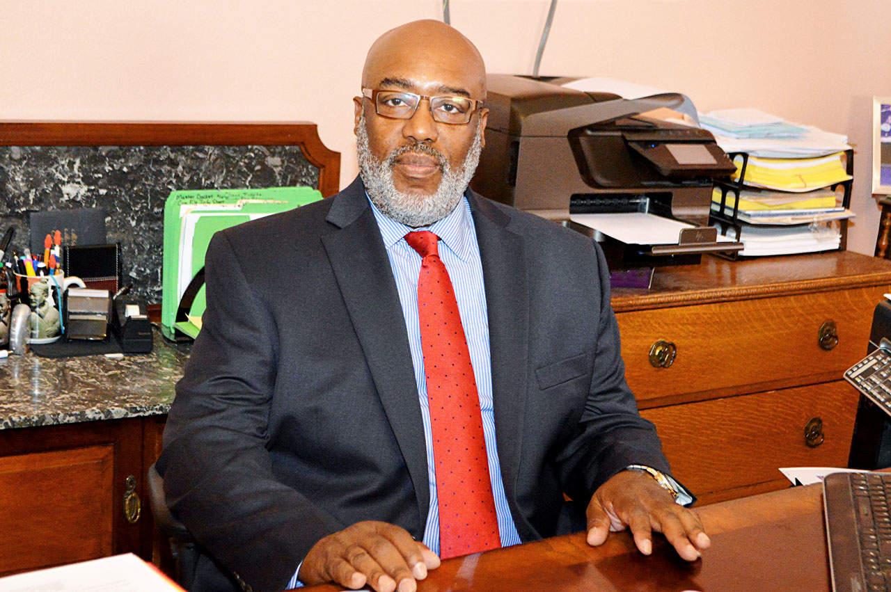 Darryl S. Johnson, Democrat for Waller County Commissioner, Precinct 3