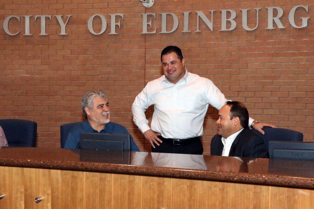 Total construction in Edinburg passes $199 million from January through November 2016 - Titans of the Texas Legislature