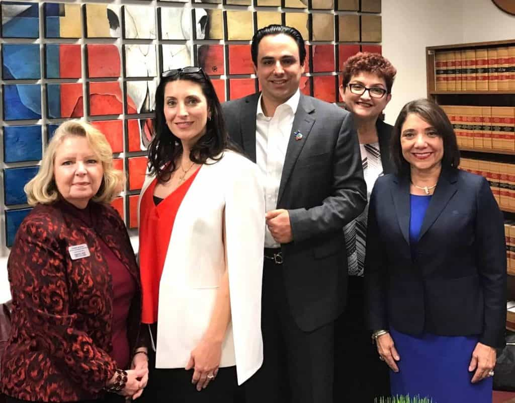 Promoting Texas' economy, protecting the environment and defending families from violent criminals, among top goals of Rep. Canales' House Committee assignments - Titans of the Texas Legislature
