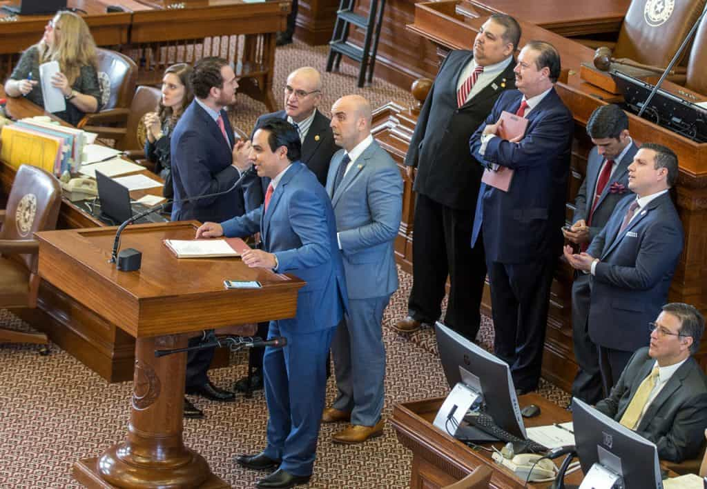 Rio Grande Valley Day at the Capitol allows state leaders to showcase border region as key to Texas' economic well-being, announces Edinburg EDC - Titans of the Texas Legislature
