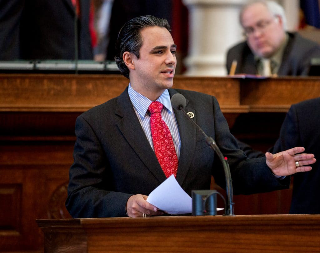 Controversial practice of jailing Texans too poor to pay fines for petty offenses, such as traffic tickets, could be coming to an end following House vote in support of plan by Rep. Canales - Titans of the Texas Legislature