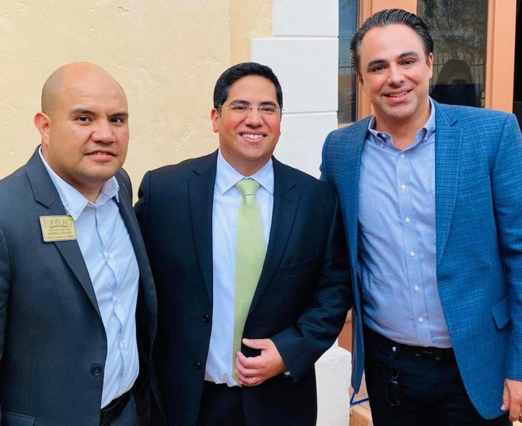 Rio Grande Valley School of Law proposal by Rep. Martínez, which could be established in Fall 2027, is approved by Texas House of Representatives, and now goes to the Senate for their action - Titans of the Texas Legislature